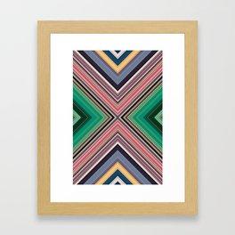 Vigil Post Framed Art Print