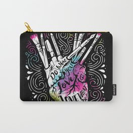 A Heart For Art Carry-All Pouch