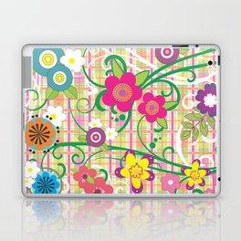 Floral Delight Laptop & iPad Skin