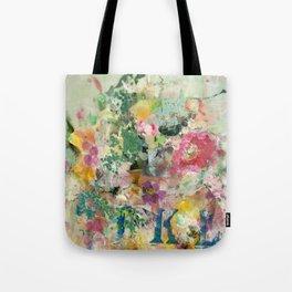 Bright Blossoms Tote Bag