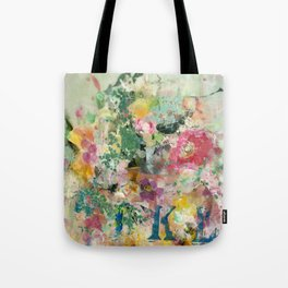 Bright Blossoms Tote Bag