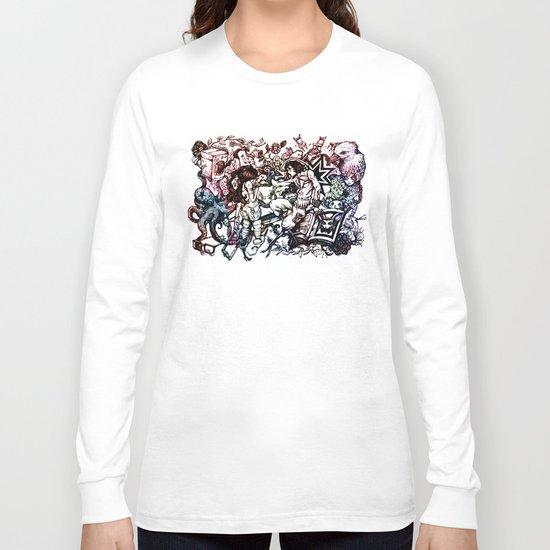 Domestic Parade Long Sleeve T-shirt