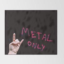 Metal Throw Blanket