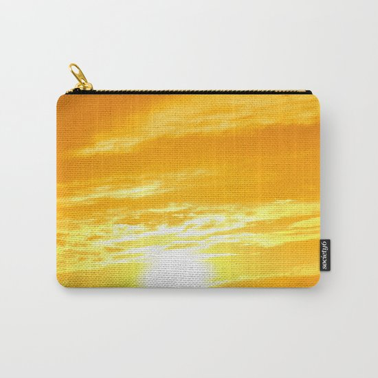 Μy Νeighborhood Sunset Carry-All Pouch