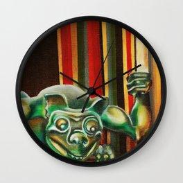 """Disneyland Haunted Mansion inspired """"Wall-To-Wall Creeps No.2"""" Wall Clock"""