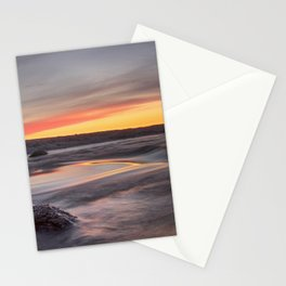 Sound of the sea Stationery Cards