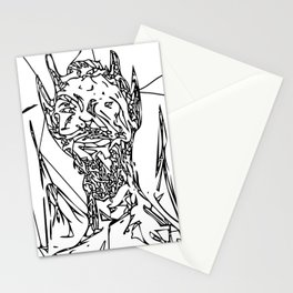 THE DEVIL Stationery Cards