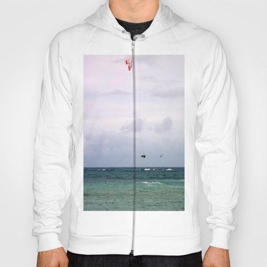 Let's Go Fly a Kite...In The Ocean Hoody