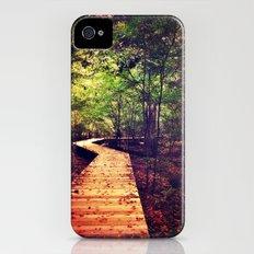 Don't Stop Walking Slim Case iPhone (4, 4s)