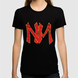 New Mexico NM Logo Southwest Red New Mexican T-shirt