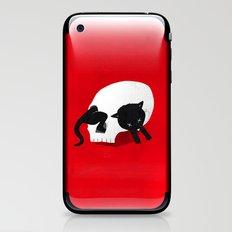 CURIOSITY KILLED THE CAT iPhone & iPod Skin