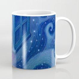 Tea time in the Tardis Coffee Mug