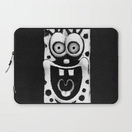 SpongeBob Mask Sculpture Laptop Sleeve