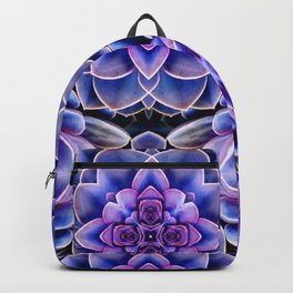 Echeveria Bliss Two Backpack
