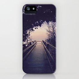 I'd hoped, I'd dreamed, Come back to me iPhone Case