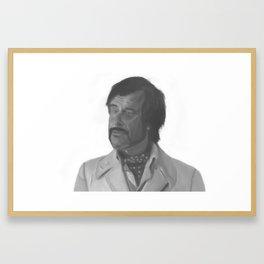 Oliver Bird Framed Art Print