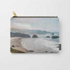 Alone in the beauty of the earth Carry-All Pouch