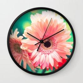 Sunny Love I Wall Clock