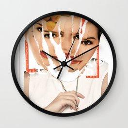 zerrissen Wall Clock