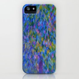 willow blues iPhone Case