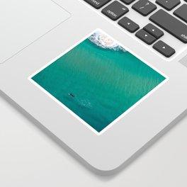 Surfing Day III Sticker