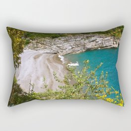Positano Cove Rectangular Pillow