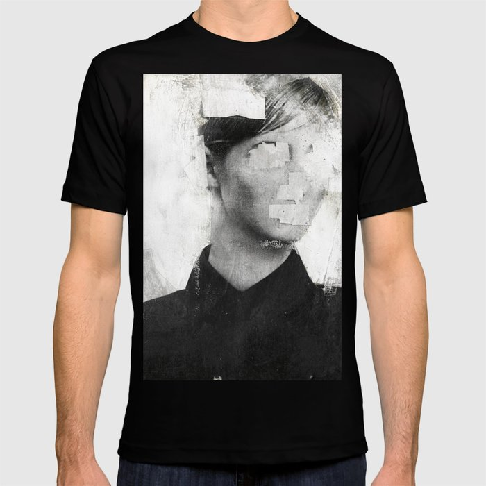 Faceless   number 01 T-shirt
