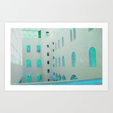 Where one door closes, a window will open Art Print