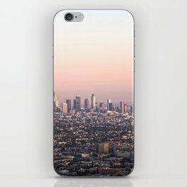Los Angeles Sunset iPhone Skin