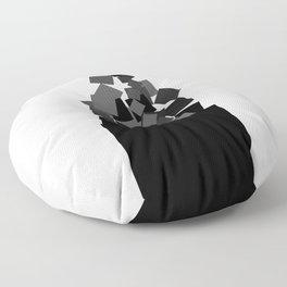 Capture Floor Pillow