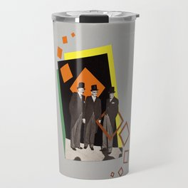 prisioners Travel Mug
