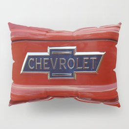 Bowtie in the Clouds Pillow Sham