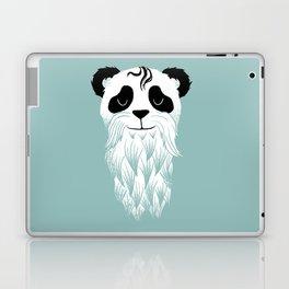 Panda Beard Laptop & iPad Skin