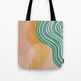 Morning Swim Tote Bag