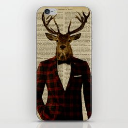 Lord Stag iPhone Skin
