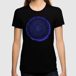 Douglas Fir – Navy T-shirt