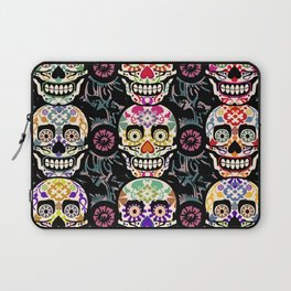 Happy calaveras Laptop Sleeve