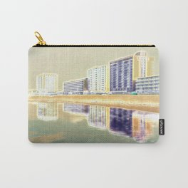 Oceanfront Reflections Carry-All Pouch