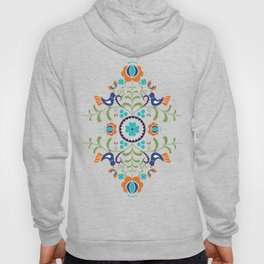 Hungarian folk art Hoody