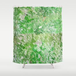 The Weeds to Grandmothers house. Shower Curtain