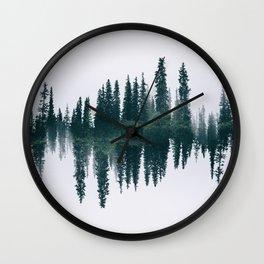 Serenity VII Wall Clock