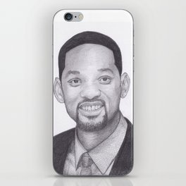 Will Smith - Fresh Prince iPhone Skin