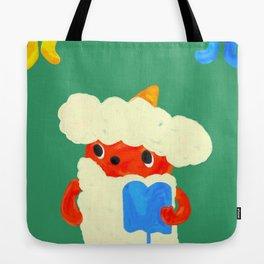 Baby demon (Japanese baby demon) Tote Bag