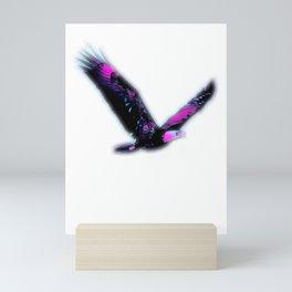 Colorful Falco Mini Art Print