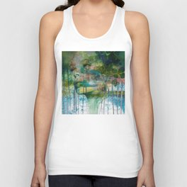 Out of Tears Unisex Tank Top