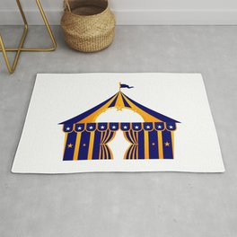 New! Circus tent designers Shop offer Rug