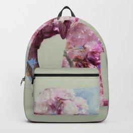 Cherry blossom Elephant Backpack