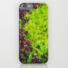 Green Waves iPhone 6s Slim Case