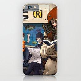 Aquarium on the 'R' iPhone Case