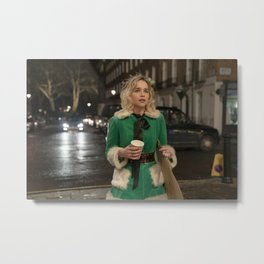 Movie Last Christmas Emilia Clarke Metal Print